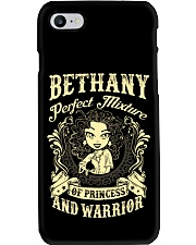 PRINCESS AND WARRIOR - Bethany Phone Case tile