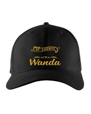 Wanda - Im awesome Embroidered Hat front