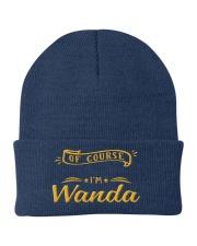 Wanda - Im awesome Knit Beanie thumbnail