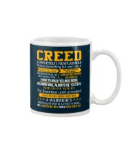 Creed - Completely Unexplainable Mug thumbnail