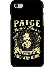 PRINCESS AND WARRIOR - Paige Phone Case thumbnail