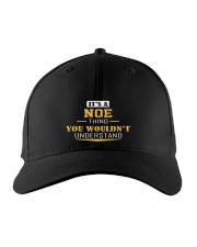 NOE - THING YOU WOULDNT UNDERSTAND Embroidered Hat front