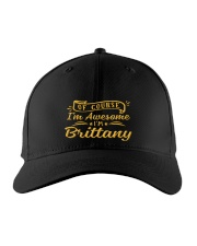 Brittany - Im awesome Embroidered Hat front