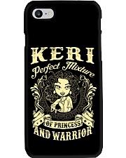 PRINCESS AND WARRIOR - KERI Phone Case thumbnail