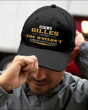 GILLES - THING YOU WOULDNT UNDERSTAND Embroidered Hat garment-embroidery-hat-lifestyle-01