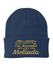 Melinda - Im awesome Knit Beanie thumbnail