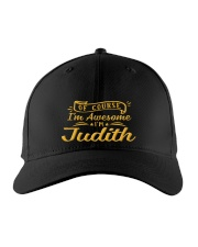 Judith - Im awesome Embroidered Hat front