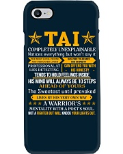 Tai - Completely Unexplainable Phone Case tile