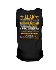 Alan - Completely Unexplainable Unisex Tank thumbnail