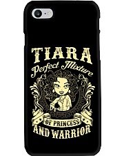 PRINCESS AND WARRIOR - Tiara Phone Case thumbnail