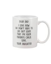 FATHER'S DAY GIFT V002 Mug front