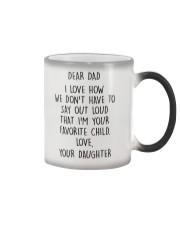 FATHER'S DAY GIFT V002 Color Changing Mug thumbnail