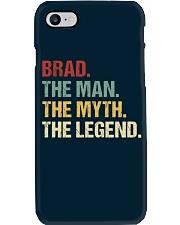 THE LEGEND - Brad Phone Case thumbnail