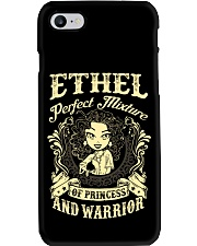 PRINCESS AND WARRIOR - Ethel Phone Case thumbnail