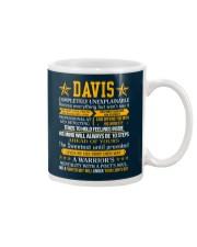 Davis - Completely Unexplainable Mug thumbnail