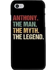 THE LEGEND - Anthony Phone Case thumbnail