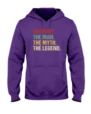 THE LEGEND - Anthony Hooded Sweatshirt tile