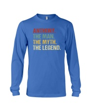 THE LEGEND - Anthony Long Sleeve Tee thumbnail