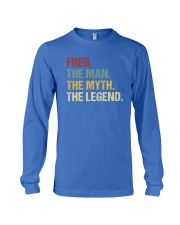 THE LEGEND - Fred Long Sleeve Tee thumbnail