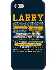 Larry - Completely Unexplainable - c Phone Case thumbnail