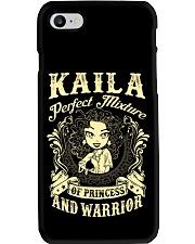 PRINCESS AND WARRIOR - Kaila Phone Case thumbnail