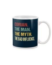 Corian The man The myth The bad influence Mug thumbnail