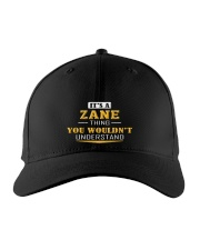 ZANE - THING YOU WOULDNT UNDERSTAND Embroidered Hat front