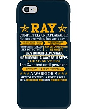 Ray - Completely Unexplainable Phone Case tile
