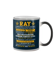 Ray - Completely Unexplainable Color Changing Mug thumbnail