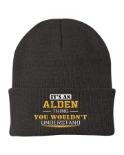 ALDEN - THING YOU WOULDNT UNDERSTAND Knit Beanie thumbnail