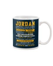 Jordan - Completely Unexplainable Mug thumbnail