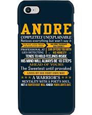 Andre - Completely Unexplainable Phone Case thumbnail