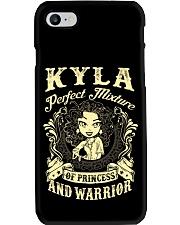 PRINCESS AND WARRIOR - KYLA Phone Case thumbnail