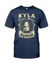 PRINCESS AND WARRIOR - KYLA Classic T-Shirt thumbnail