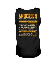 Anderson - Completely Unexplainable Unisex Tank thumbnail