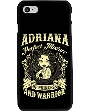 PRINCESS AND WARRIOR - ADRIANA Phone Case thumbnail