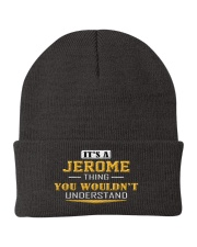 JEROME - THING YOU WOULDNT UNDERSTAND Knit Beanie thumbnail