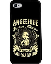 PRINCESS AND WARRIOR - Angelique Phone Case thumbnail