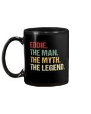 THE LEGEND - Eddie Mug back