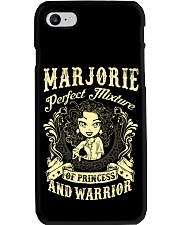PRINCESS AND WARRIOR - MARJORIE Phone Case thumbnail