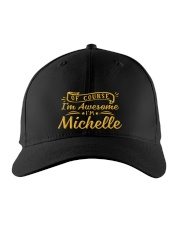 Michelle - Im awesome Embroidered Hat front