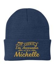 Michelle - Im awesome Knit Beanie thumbnail