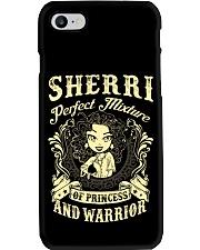 PRINCESS AND WARRIOR - SHERRI Phone Case thumbnail