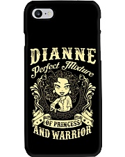PRINCESS AND WARRIOR - DIANNE Phone Case thumbnail