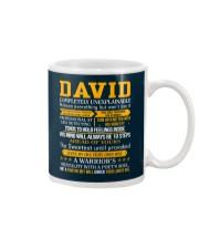 David - Completely Unexplainable Mug thumbnail