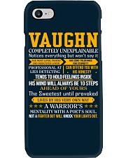Vaughn - Completely Unexplainable Phone Case thumbnail