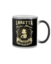 PRINCESS AND WARRIOR - Loretta Color Changing Mug thumbnail