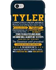 Tyler - Completely Unexplainable Phone Case thumbnail