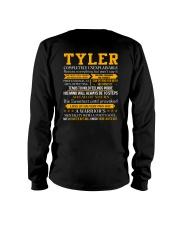 Tyler - Completely Unexplainable Long Sleeve Tee thumbnail