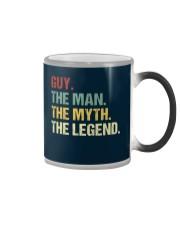 THE LEGEND - Guy Color Changing Mug thumbnail